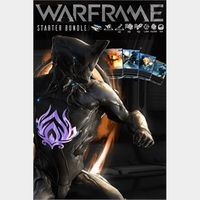 Warframe Starter Bundle (Xbox One code)