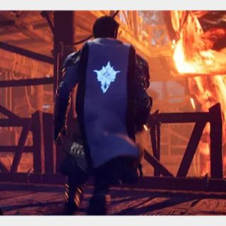 Swordbrand Cloak for 'Ashes of Creation: Apocalypse'
