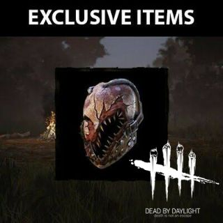 Trapper Chuckles Mask Exclusive Skin - Dead By Daylight (Steam key)