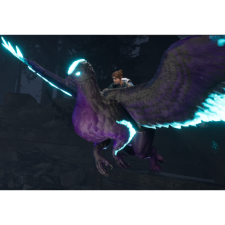 Nighthunter Gryphon for 'Ashes of Creation: Apocalypse'