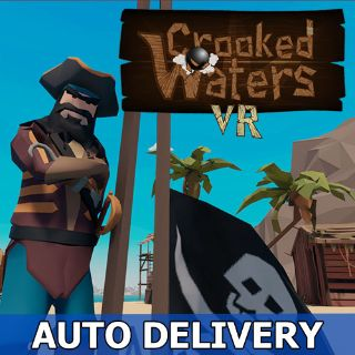 Crooked Waters (Steam key) [Auto Delivery]