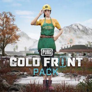 PUBG - Cold Front Pack (PS4 EU code)