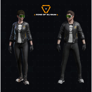 Founder's Jacket for Ring of Elysium (in-game code)