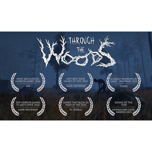 Through the Woods (Xbox One) [Auto delivery] - XBox One