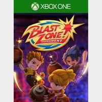 Blast Zone! Tournament (XBOX One)