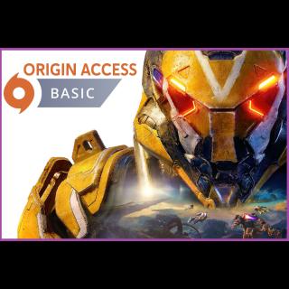 1 Month EA Origin Access Basic (Origin key) [Auto Delivery]