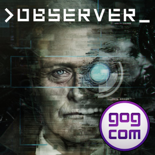 >observer_ (GOG Key)