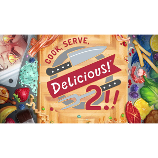 Cook, Serve, Delicious! 2!! [Instant Delivery]