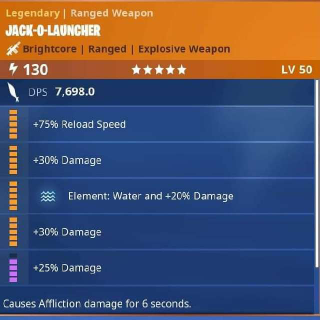 Jack O Launcher | Water Jack O