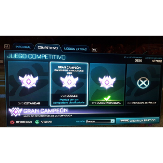 I will get your rewards (bronce-grand champ)