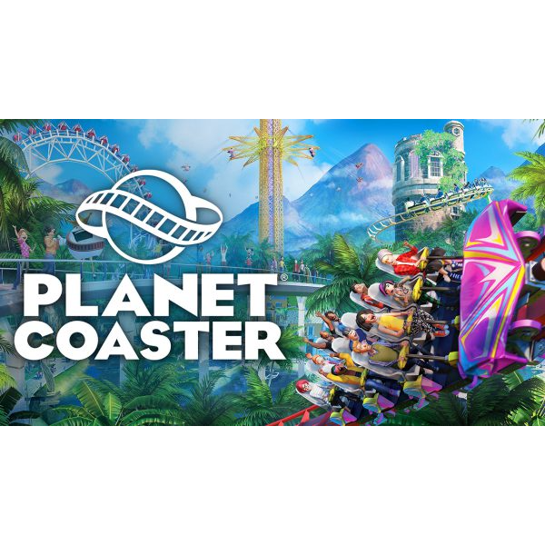 Planet Coaster STEAM GLOBAL CD KEY İNSTANT AUTO