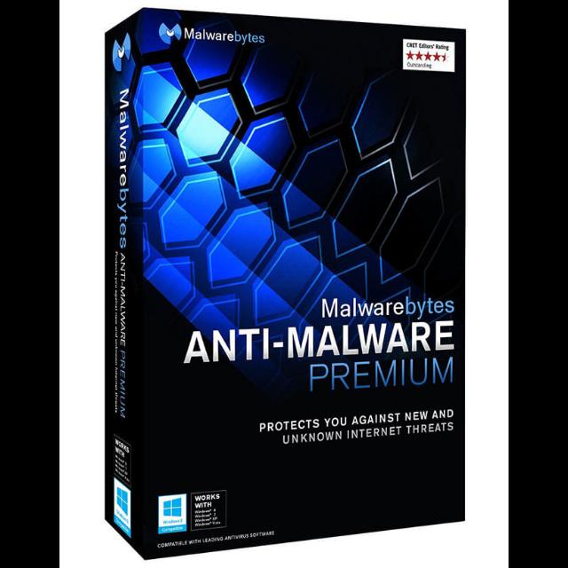 Anti-Malware Premium 1Device / 2 year / Keycode Global - Other Gift
