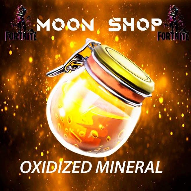 Oxidized Mineral Powder  x1000