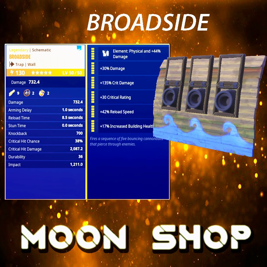 Broadside x5000