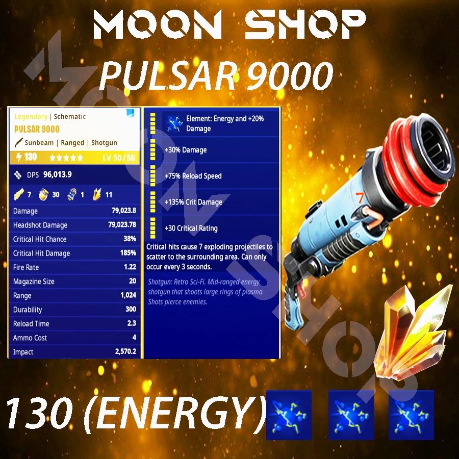 Bundle | Pulsar 9000 x 10 FULL PERK