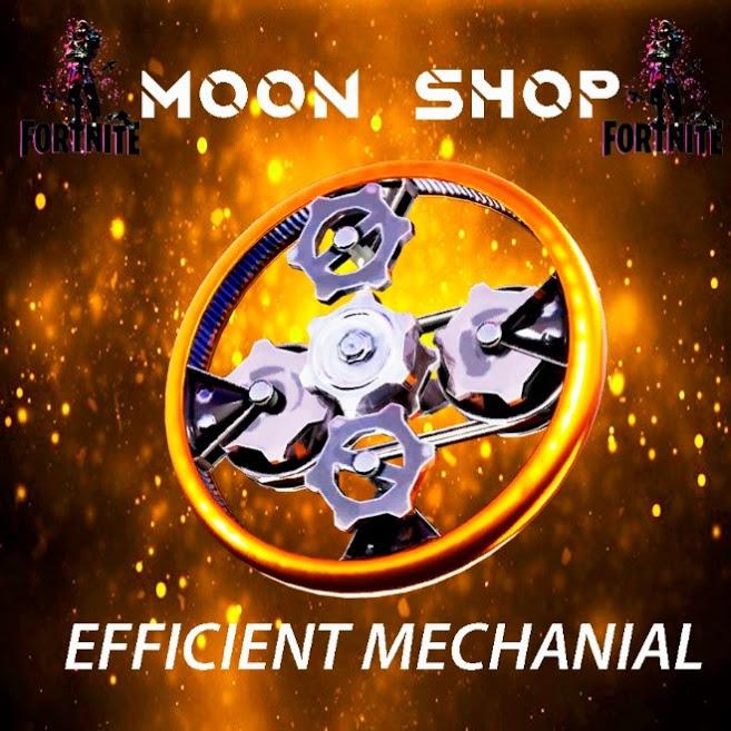 Efficient Mechanical Parts   x1000