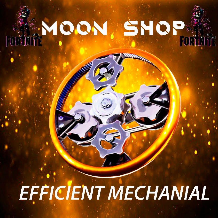 Efficient Mechanical Parts   x5000