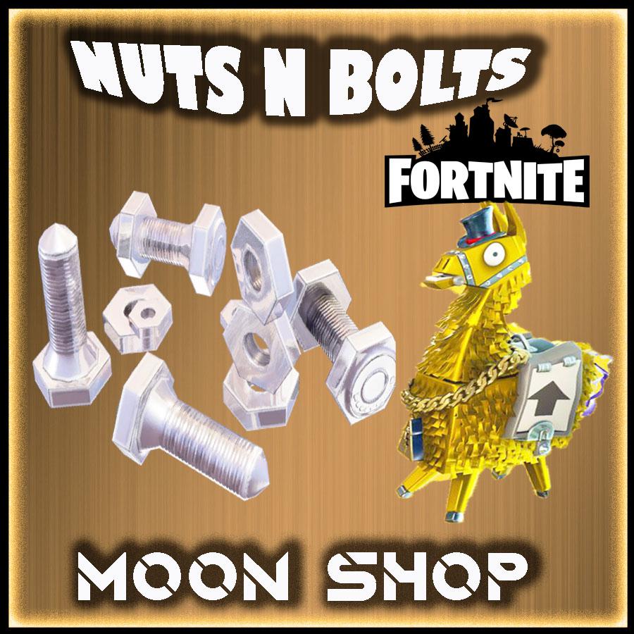 Nuts N Bolts x 5000
