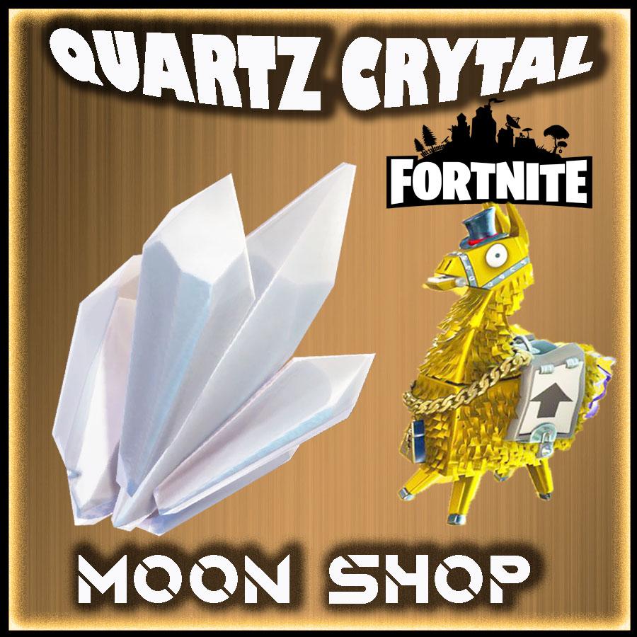 Quartz Crystal  X1000