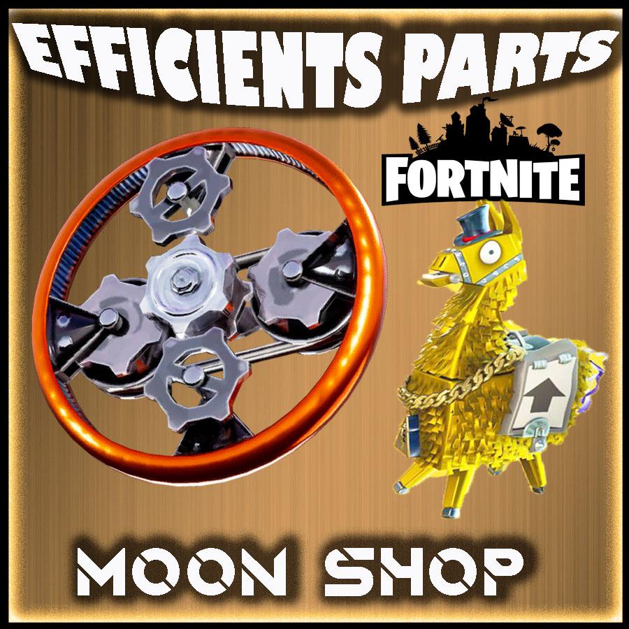 Efficient Mechanical Parts x10000