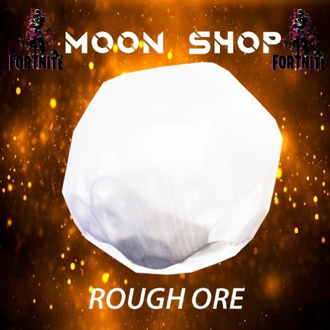 Rough Ore x5000
