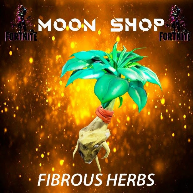 Fibrous Herbs x3000
