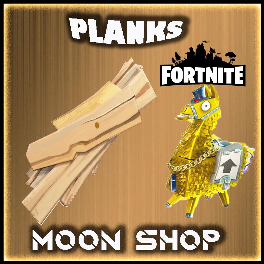 Planks x10000