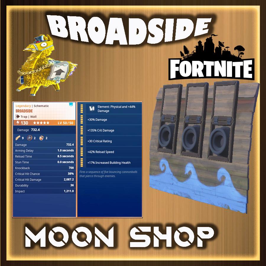 Broadside  x3000