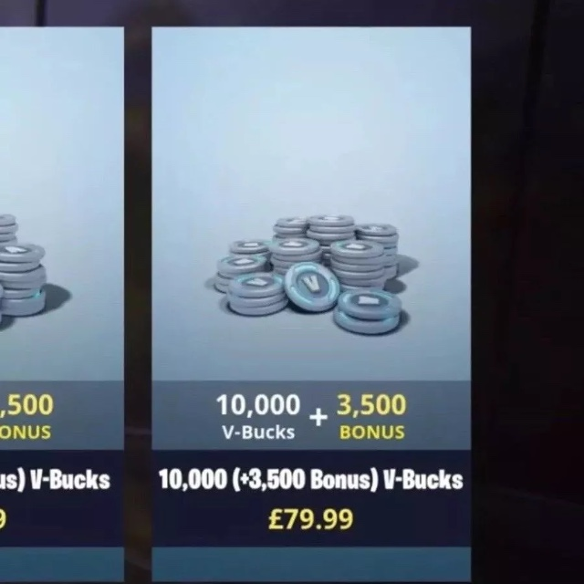 Fortnite V Bucks 13 500 Fortnite Vbucks Xbox One Games Gameflip Free v bucks codes in fortnite battle royale chapter 2 game, is verry common question so, today i decided to show you how can you get vbucks for free. fortnite v bucks 13 500 fortnite vbucks
