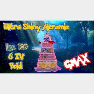 Alcremie | Shiny GMAX Alcremie