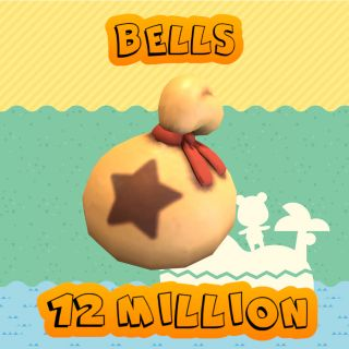 Bells | 12 000 000x