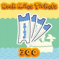Nook Miles Tickets   300x