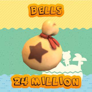 Bells | 24 000 000x