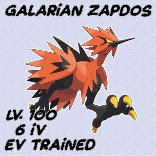 Other | Galarian Zapdos 6 IV