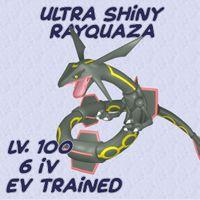 Other | Ultra Shiny Rayquaza