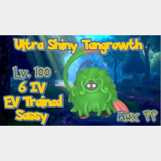 Other | Ultra Shiny Tangrowth