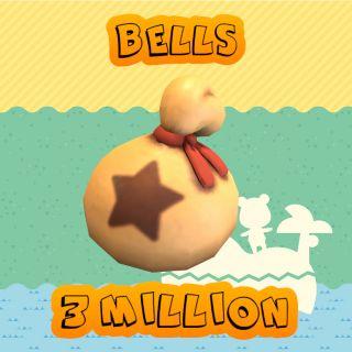 Bells | 3 000 000x