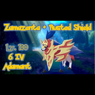 Zamazenta | Zamazenta Rusted Shield
