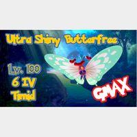 Butterfree | Shiny GMAX Butterfree