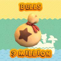 Bells   9 000 000x