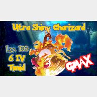 Charizard | Shiny GMAX Charizard