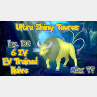 Other | Ultra Shiny Tauros