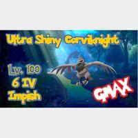 Corviknight | Shiny GMAX Corviknight