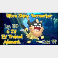 Perrserker | Ultra Shiny Perrserker