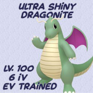 Other | Ultra Shiny Dragonite