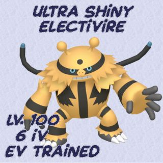 Other | Ultra Shiny Electivire