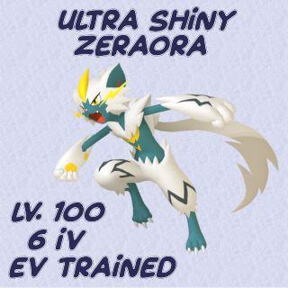 Other | Ultra Shiny Zeraora