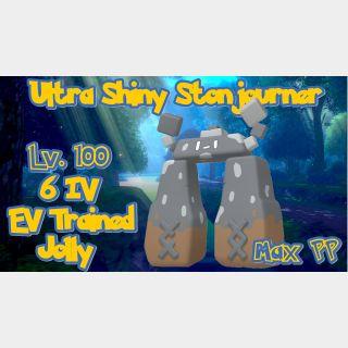 Stonjourner | Ultra Shiny Stonjourner