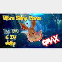 Eevee | Shiny GMAX Eevee
