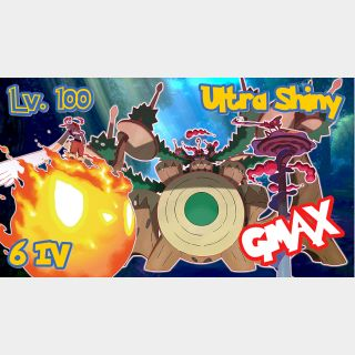 Bundle | Ultra Shiny GMAX Galar